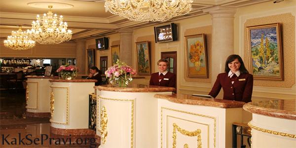 hotelierstvopersonal