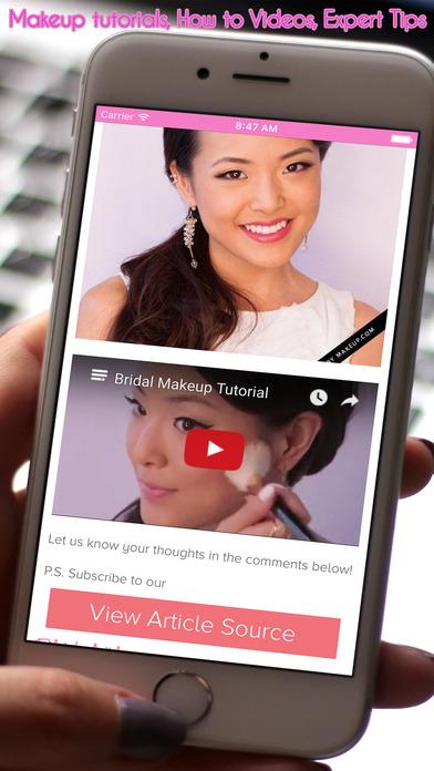 uMakeup, Makeup, programs