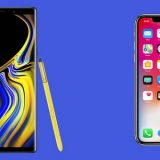 note 9 ,iphone x, iphone plus
