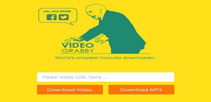 video,grabby, program