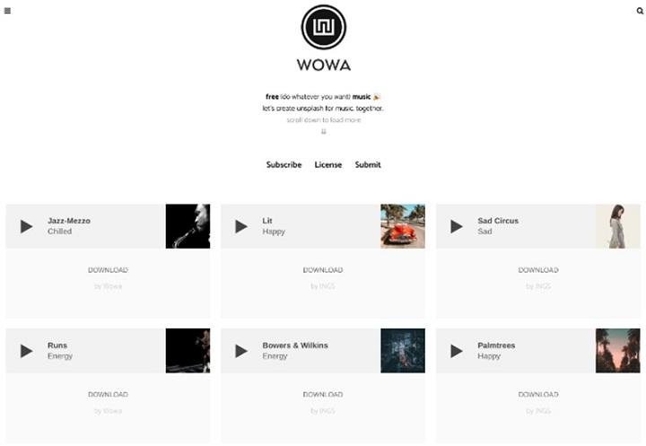 wowa, download, mp3, youtube, music