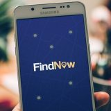 FindNow, Mobilno Prilojenie, Mestopolojenie