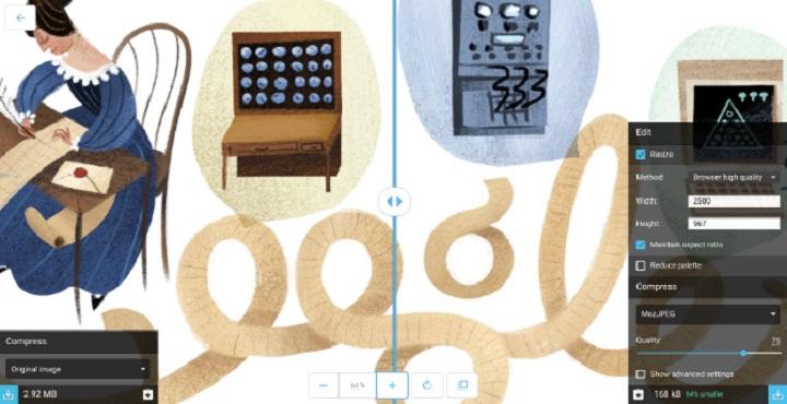 squoosh, google, prilojenie