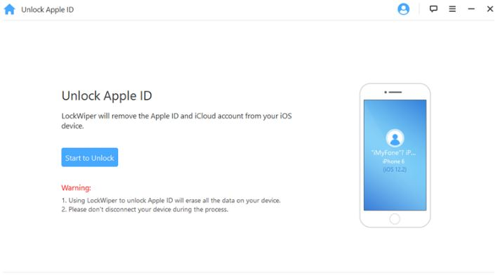 Unlock Apple ID 1