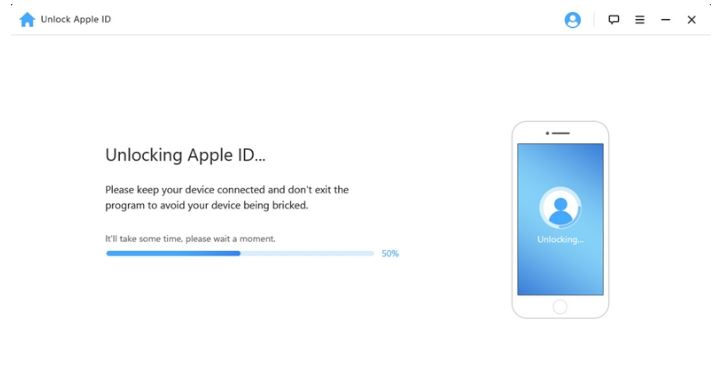 Unlock Apple ID 2