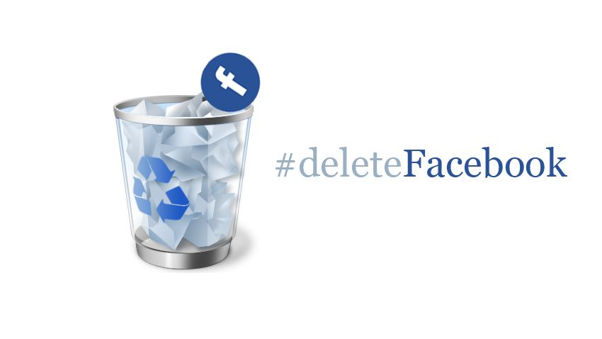 facebook, delete