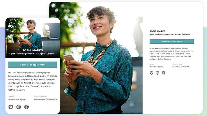 portfolio, web site