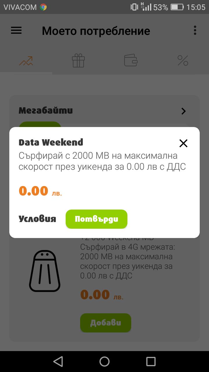 data weekend 2000 mb