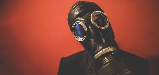 zamarsen, vazduh, maska