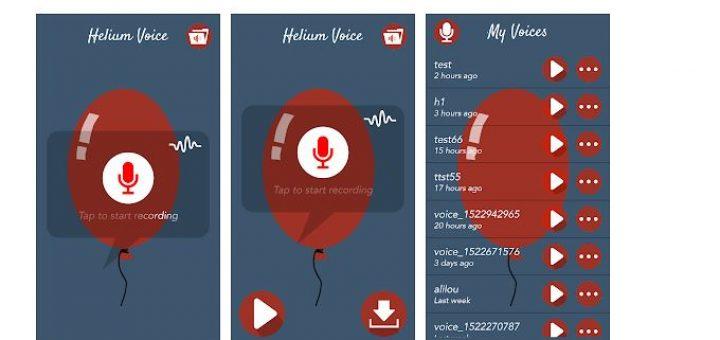 hellium voice