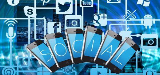 socialna media, 2019, marka ,razvitie