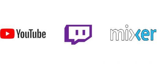 twitch vs mixer vs youtube live