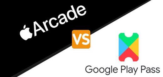 apple arcade vs goolge play pass new