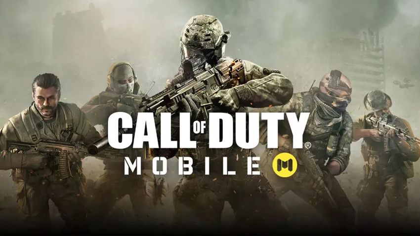 call of duty mobile, pubg mobile