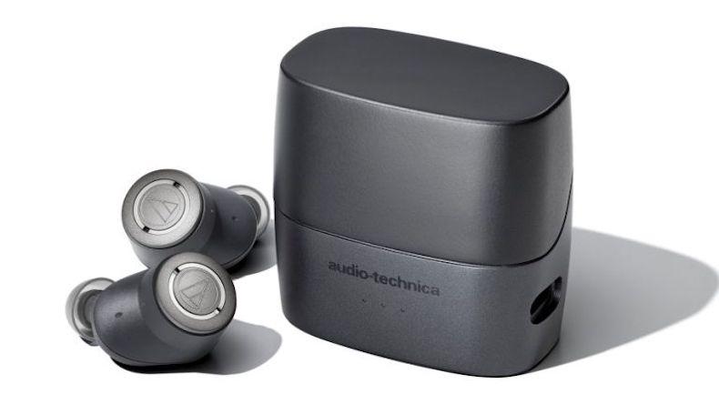 audio technica quietpoint ath anc300tw new 2020