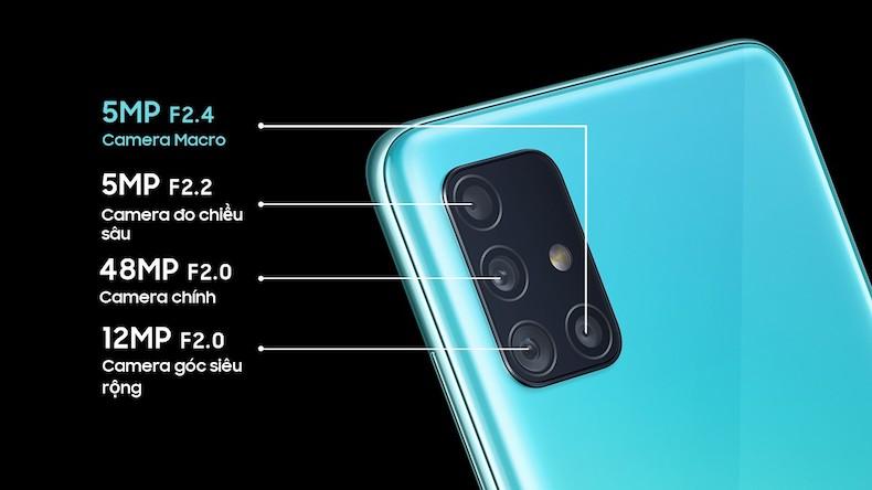 Samsung Galaxy A51 2020 (128 GB)