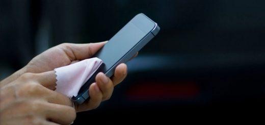 pochistvane na smartfon