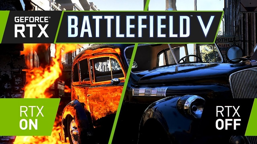 battlefield 5 ray tracing on off