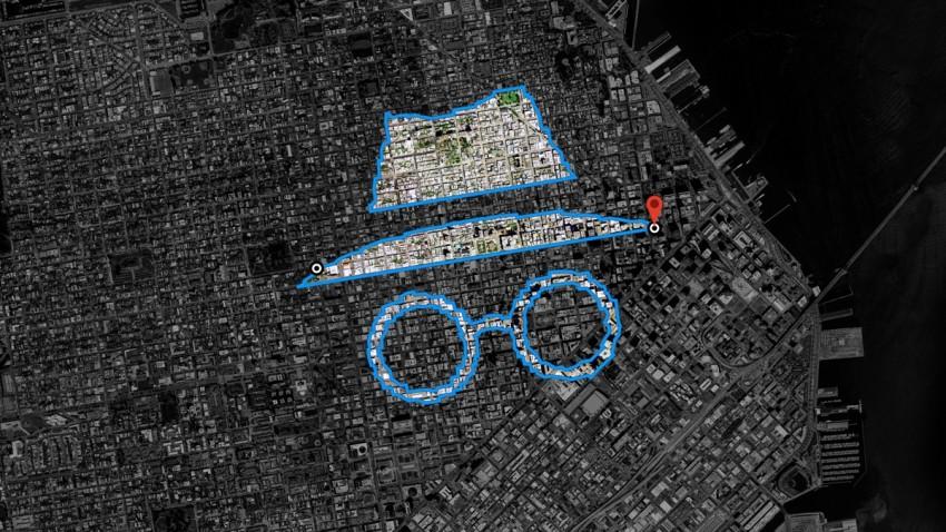google maps 2020 inkognito