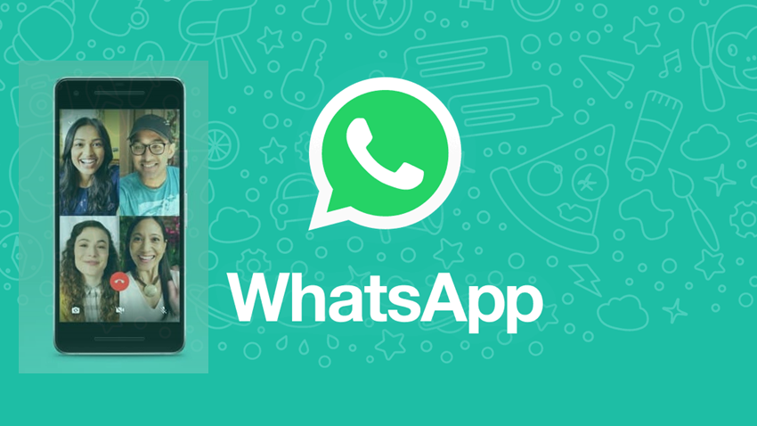 whatsapp video for people