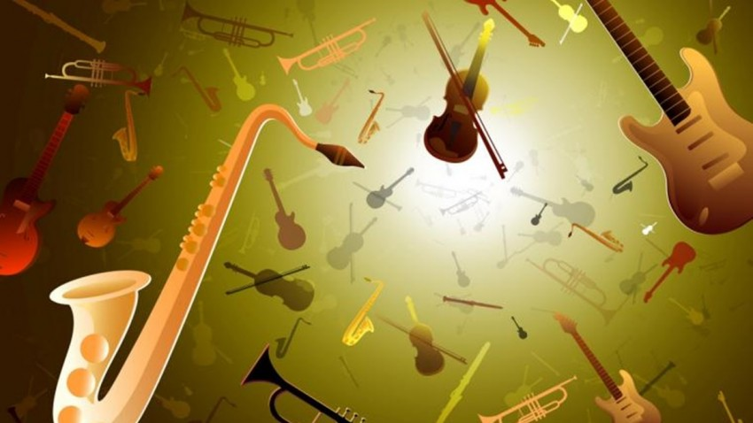 music pc instrumenti