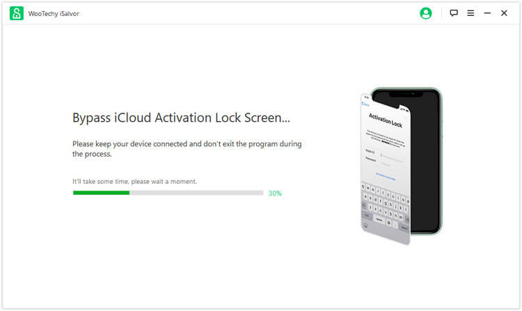wootechy isalvor icloud activation