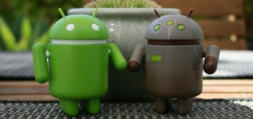 aktualizatia android