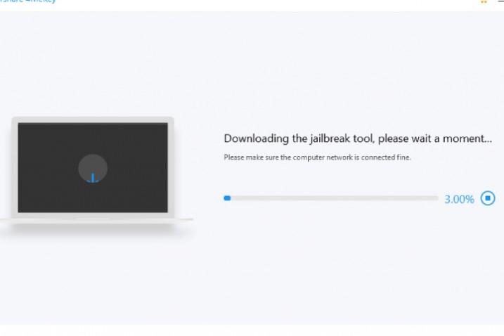 downloading the jailbreak