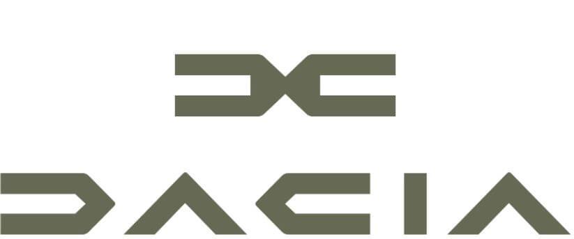 new logo dacia