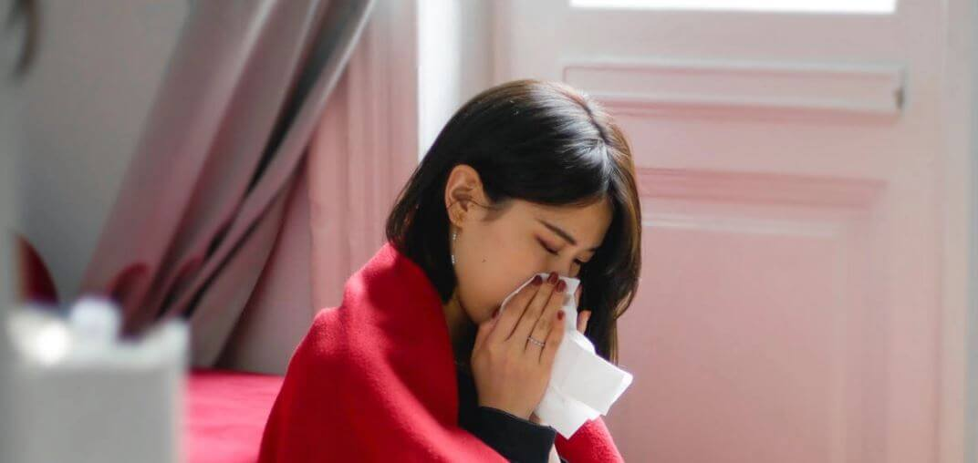 bolest i koronavirus