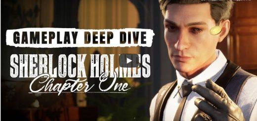 sherlock holms gameplay