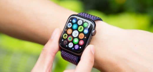 apple watch 7 data