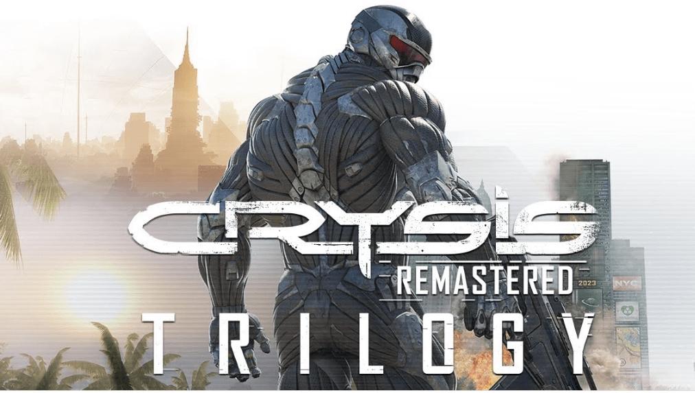 crysis remastered trilogy 2021